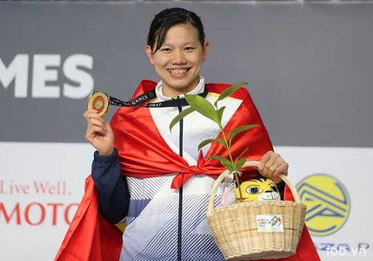 第29届东南亚运动会:越南体育代表团再添8金