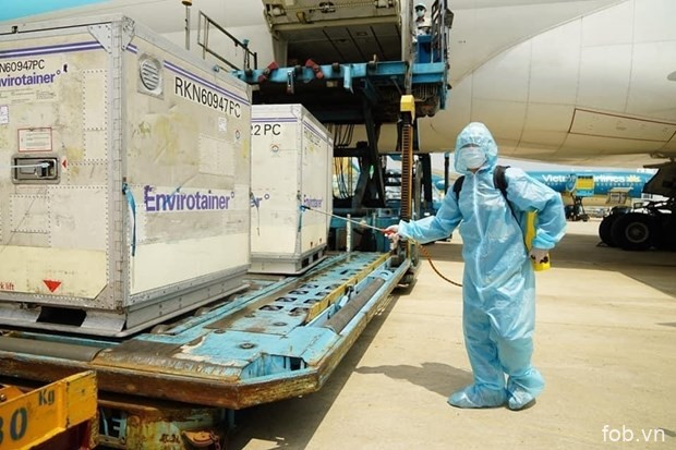 越南政府签发关于购买和使用新冠疫苗的决议
