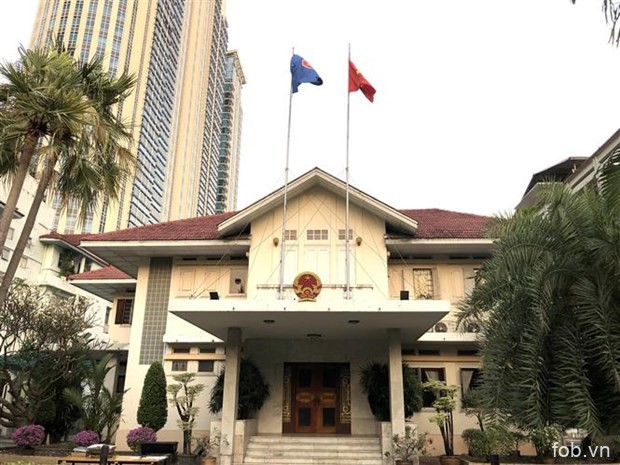 越南驻马来西亚和泰国大使馆为越南公民提供协助