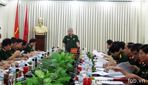 越南尽早完成二级野战医院部署准备工作