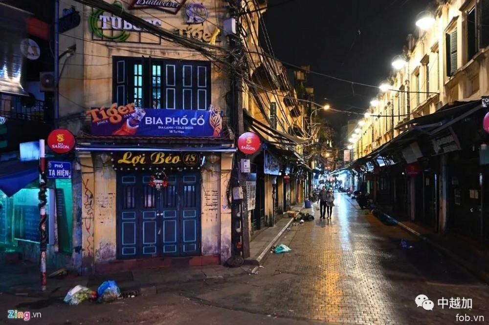 越南北南两大城市下令关闭娱乐经营场所