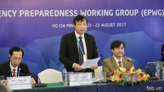 亚太经合组织卫生工作组2017年第二次会议在胡志明市召开