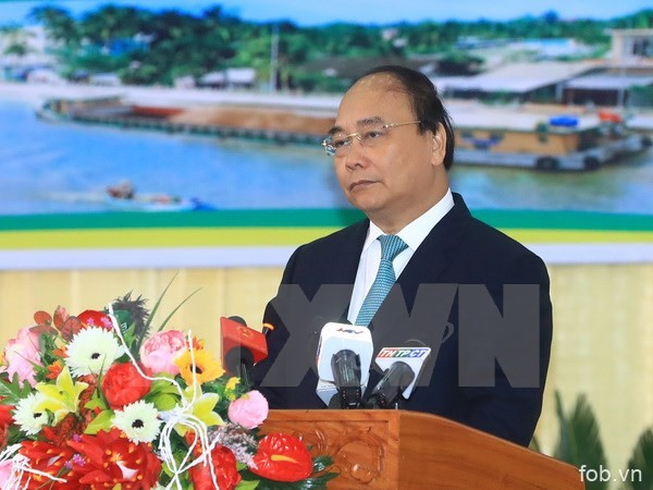 政府总理阮春福出席2017年后江省投资促进会