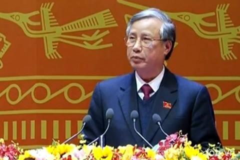 陈国旺同志担任越南中央书记处常务书记一职