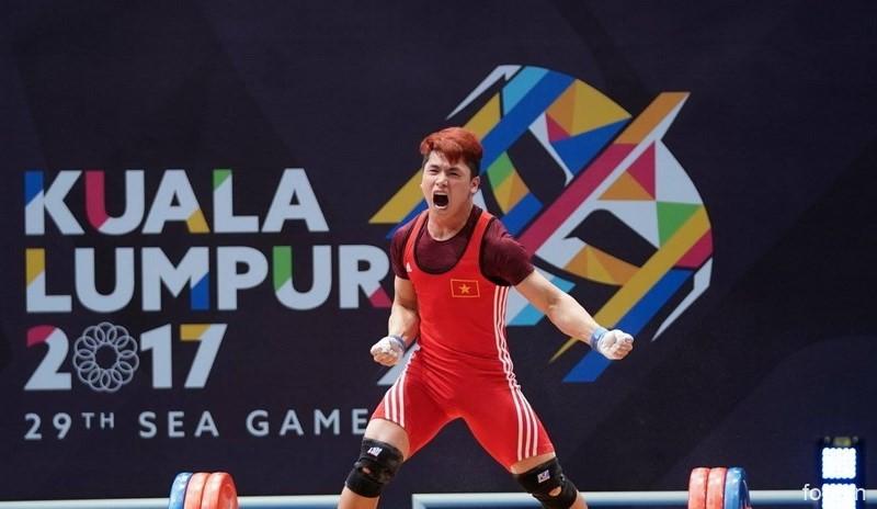2017年东南亚运动会:越南获55金位居第三