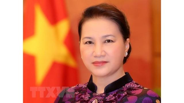 越南国会主席阮氏金银将出席第三届欧亚国家议长会议并对土耳其进行正式访问