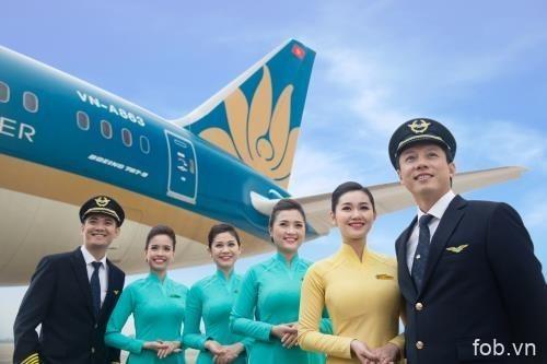 越南航空荣获全球四星级航空公司称号