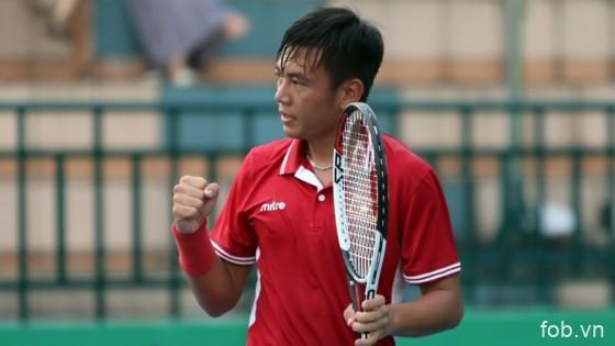 2017年泰国男网F4未来赛:李黄南进次轮