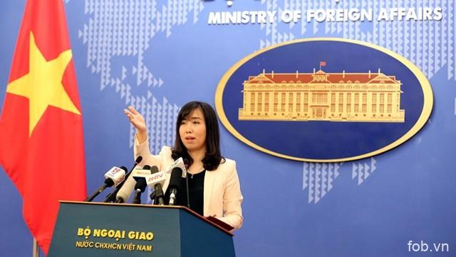 越南要求核实有关针对越南公民的恐怖行为的消息