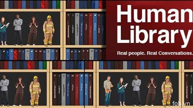 """越南首个""""真人图书馆""""亮相河内"""
