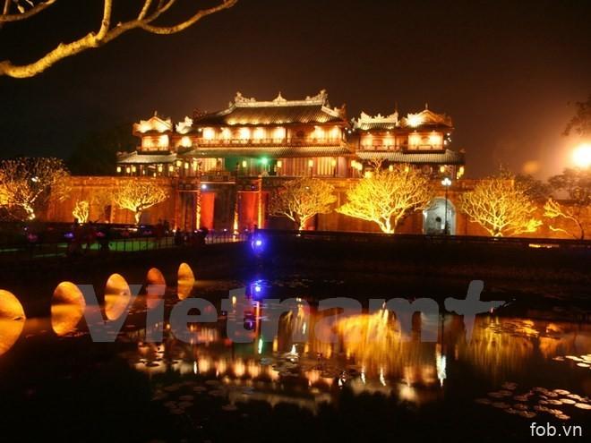 顺化皇宫在越南七大旅游景点排行榜中位居第二