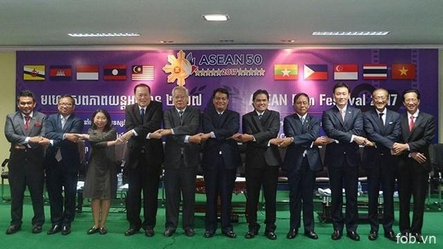 东盟电影节在柬埔寨将于9月8日举行