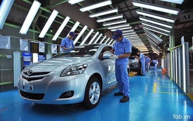 2017年10月份越南汽车销量达21868辆