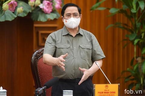 政府总理关于整改和提高新冠肺炎疫情防控工作效率的通知