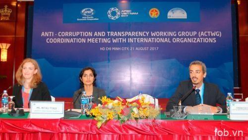 2017年APEC 会议:越南努力完善反腐政策机制