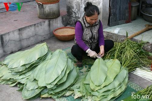 春节前夕探访传统粽业争曲村