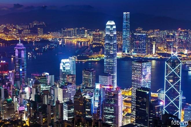 中国香港――越南商品销往世界各地的重要门户之一