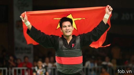 2017年东南亚运动会:越南获58金 仍居奖牌榜第3位