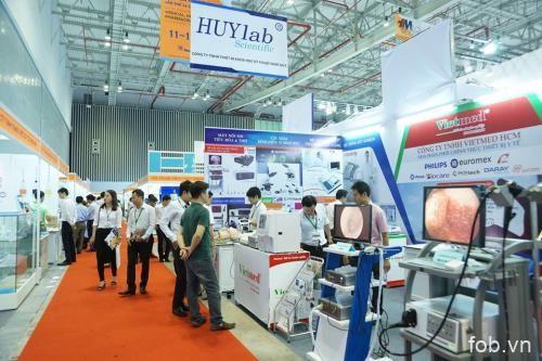 250家国内外企业拟参加2017年越南药国际医药制药、医疗器械展
