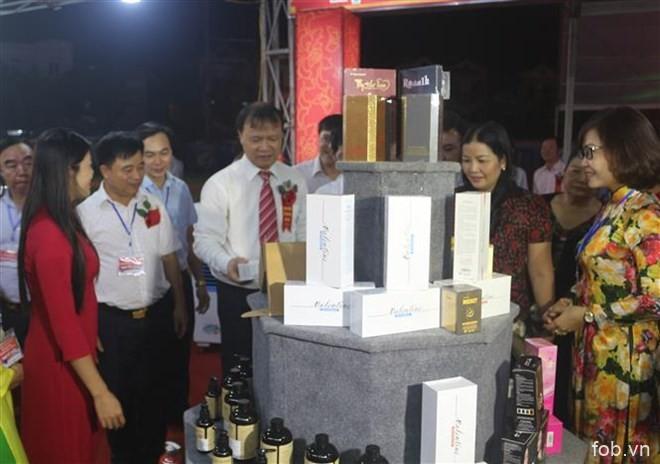 2018年越南红河平原-河南省贸易展会正式开展