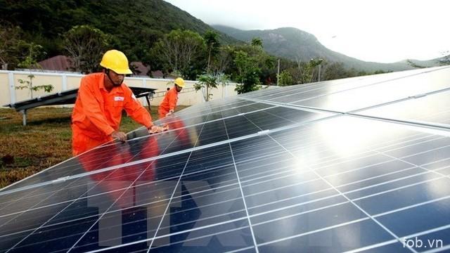 越南西宁省电力发展规划将新增15个太阳能发电项目