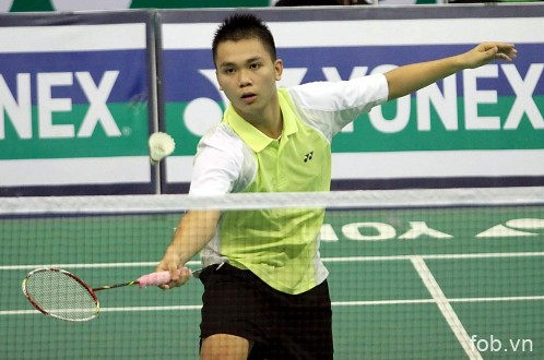 世界羽联排名:越南青年运动员的排名突飞猛进