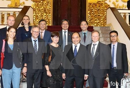 越南一向希望欧洲各国企业对越投资