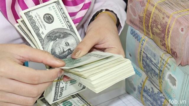 越盾兑美元中心汇率稳定不变