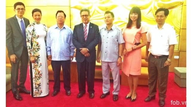 通过民间交流推动越南与萨尔瓦多的团结友谊发展