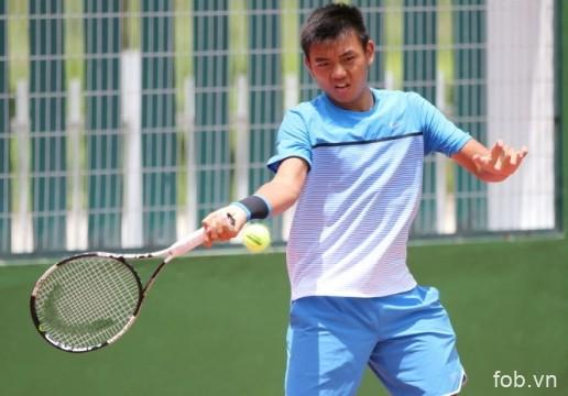 2017年中国男网F12未来赛:李黄南晋级男双半决赛