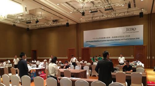 日本企业赴越寻找合作伙伴