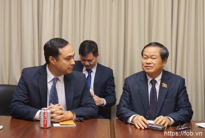 越南进一步加强越美全面伙伴关系