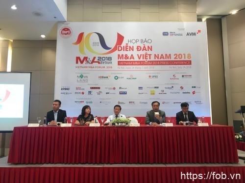 新背景下越南并购市场的机遇和趋势